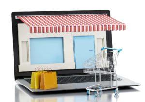 بناء وإدارة المتاجر الإلكترونية